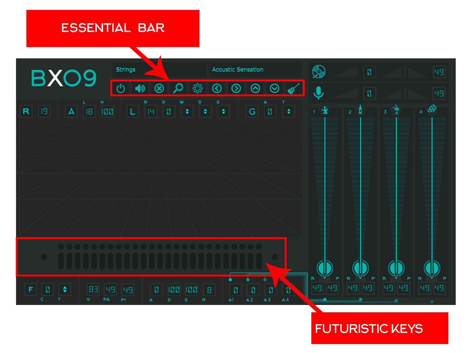 BXO9 - Reflekt Audio